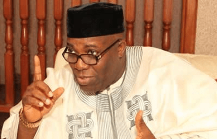 Doyin Okupe , Ex-Presidential aide reveals the medication he took to recover from #COVID19
