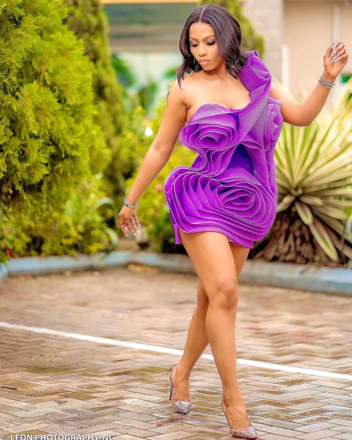 Mercy Eke delights