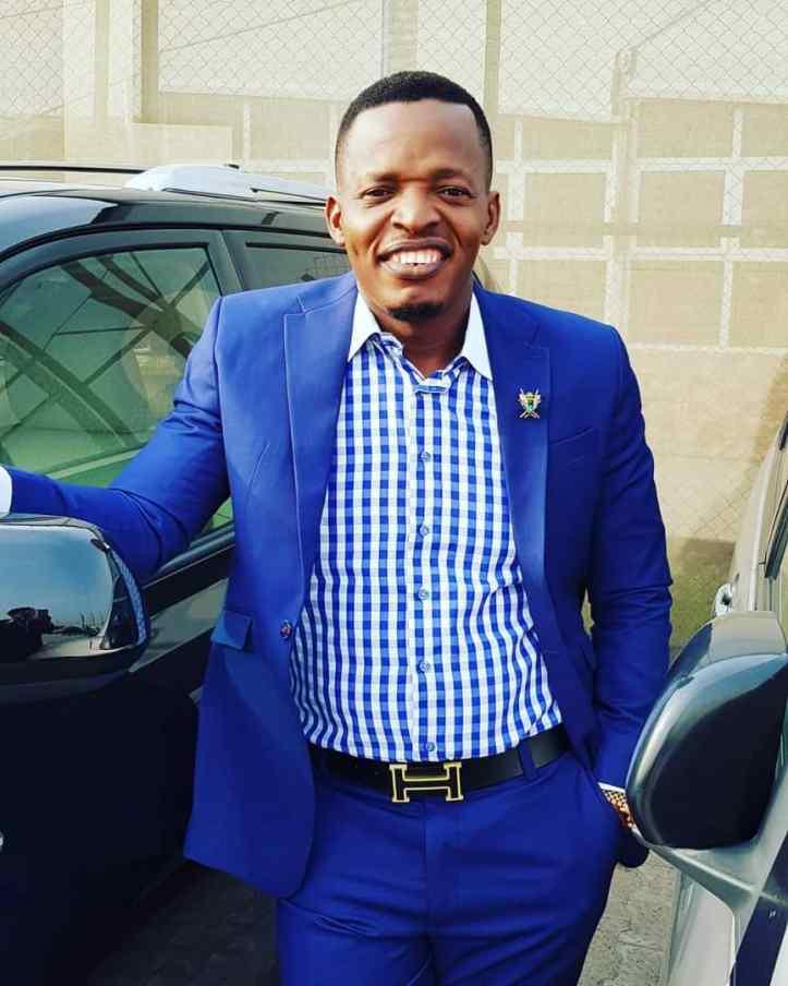 Victor Okpala begs