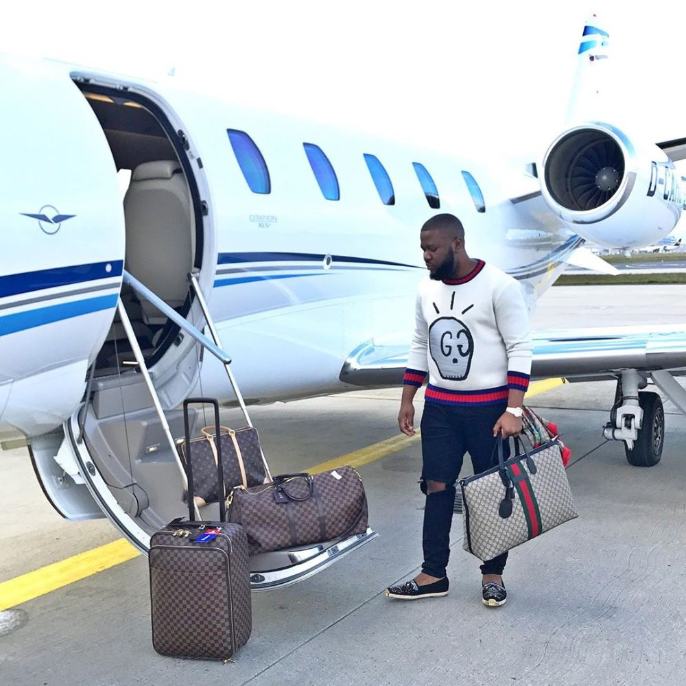 Hushpuppi has not been released, He is on his way to California - Lawyer reveals