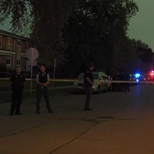 white officer shoots