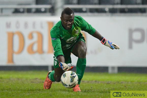 Nigerian goalkeeper, John Felagha dies at 26