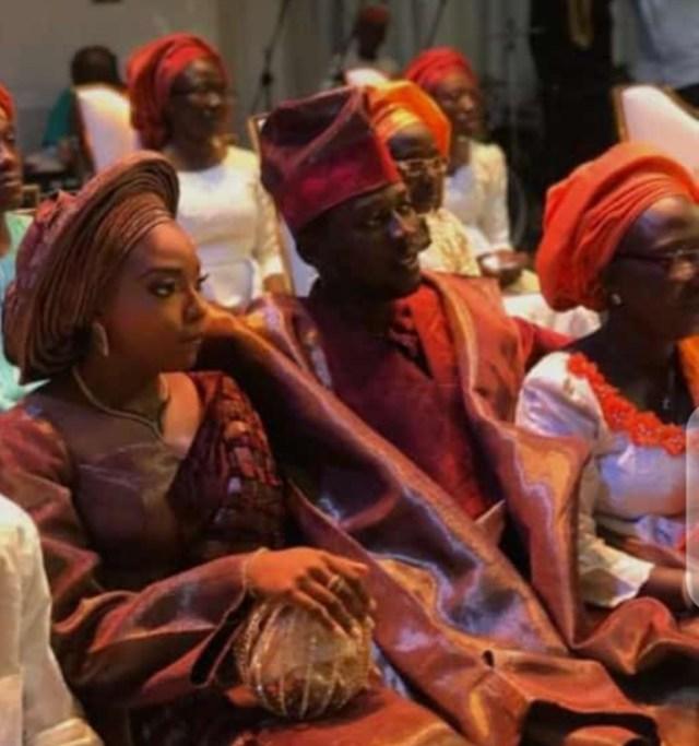 Joys' Oyedepo wedding