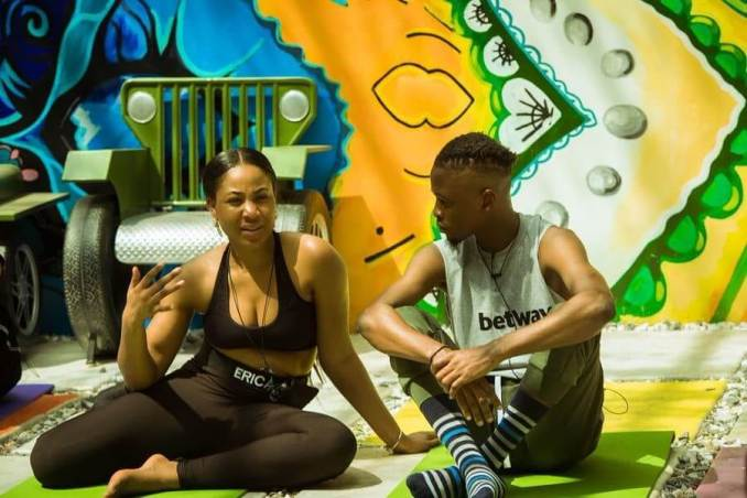 #BBNaija: He should get out, i'm done with Laycon – Erica