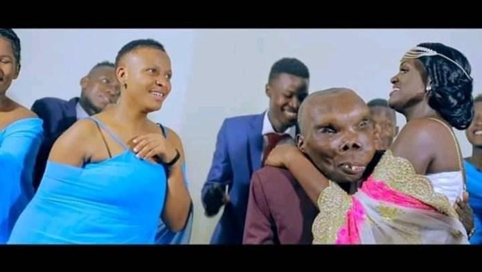 Ugliest man in Uganda