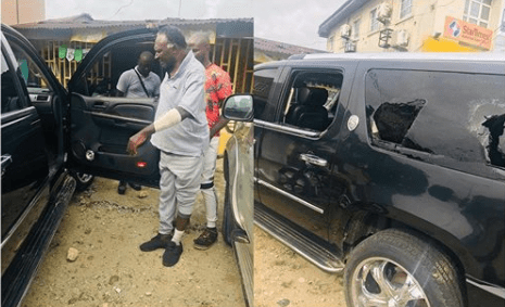 Veteran Actor, Clem Ohameze Reportedly Attacked By Hoodlums In Uyo (Photos)