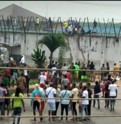 Authorities illegally released prisoners in Benin to Sabotage Endsars Protest – Tacha