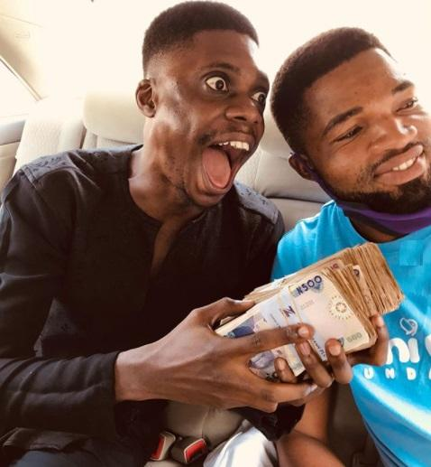 """""""900k PAID"""" - Comedian Ebiye announces, days after being called out over a debt"""
