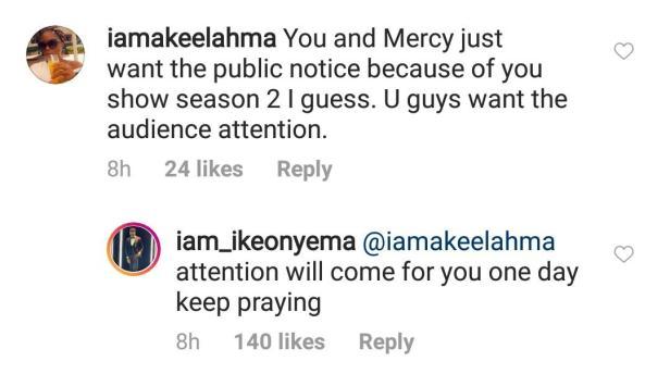 breakup with Mercy