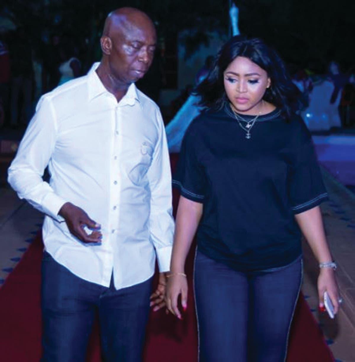 Ned Nwoko Reveals He Married Regina Daniels Within 3 Weeks of Meeting Her