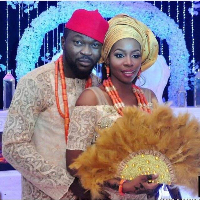 Buchi and wife