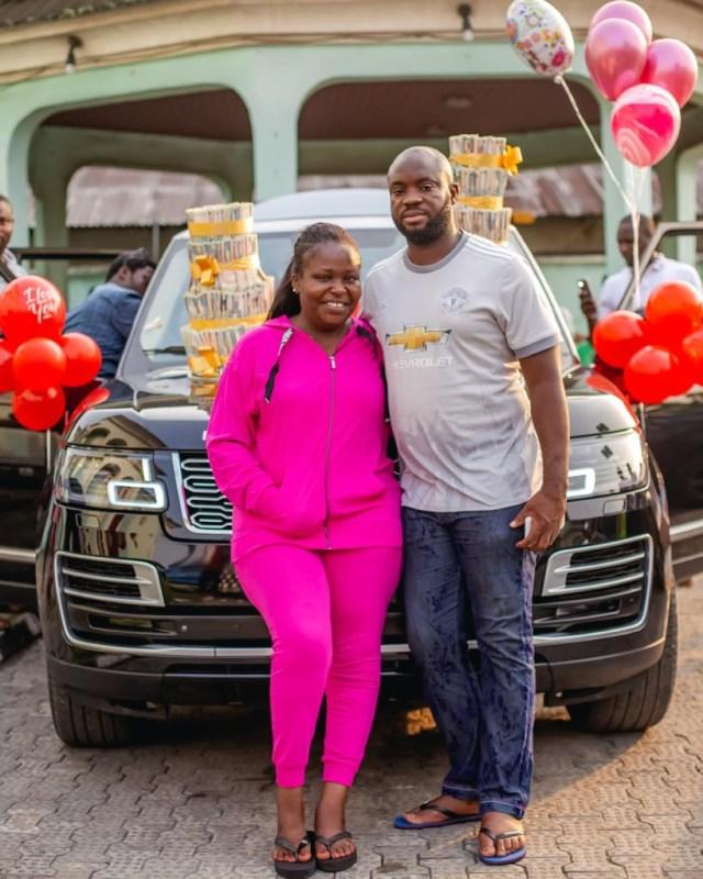 Ekomieyefa Uduboh surprises