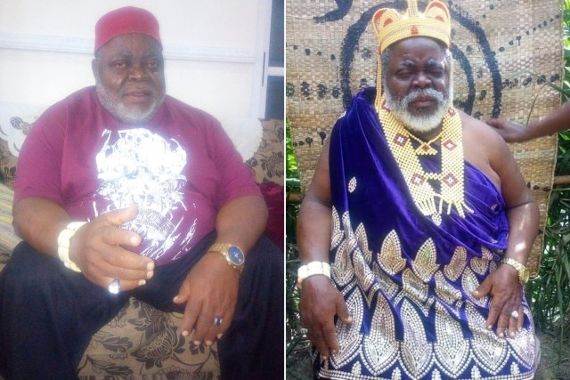 Jim Lawson Maduike  dead