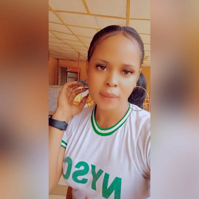 Odume Princess: Corps member arrested for allegedly hacking Man to death after 'hook up' (Graphic Photo)