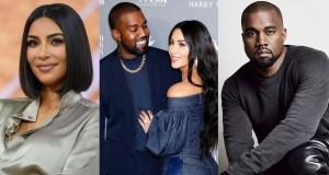Kim and kanye divorce