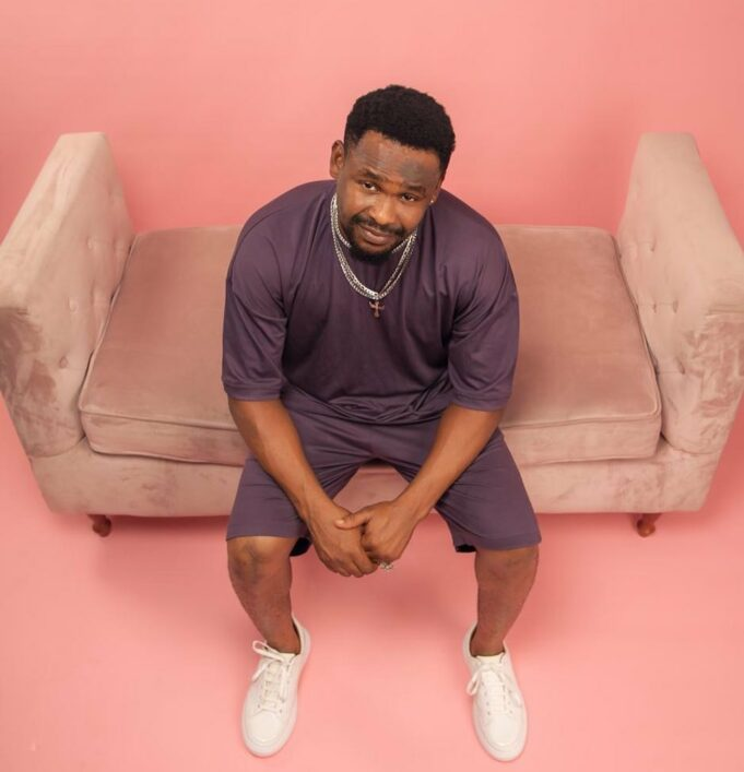 """"""" I'm scared of women that why I don't have a girlfriend because"""" – Actor, Zubby Michael"""