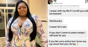 Eniola Badmus raises alarm