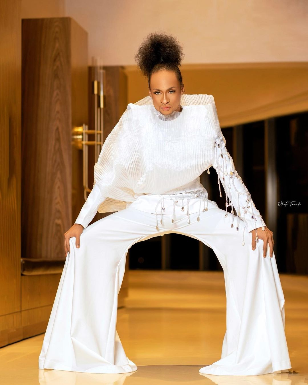 The worst decision of my life was the one time I decided to date a man - Denrele Edun