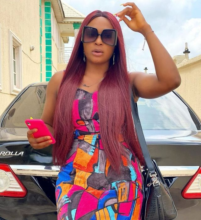 Blessing Okoro slams fan