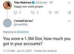 Toke Makinwa rubbishes Twitter user