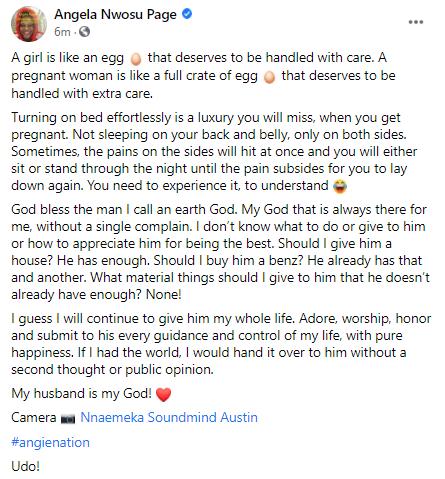 Sex therapist, Angela Nwosu