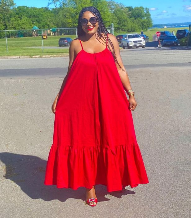 Actress, Sonia Ogiri shades