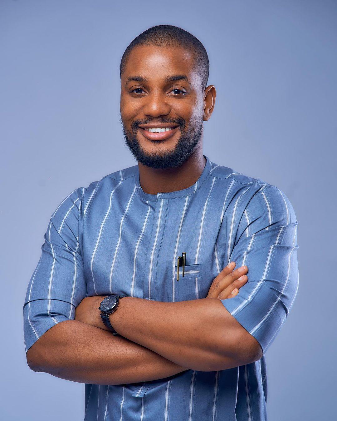 Alex Ekubo tells