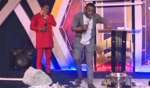 Nigerian pastor tells