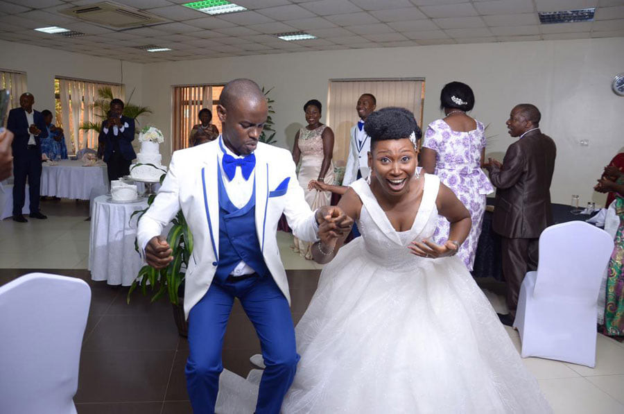 """""""God commanded me to marry my friend's ex"""" - Ugandan woman shares her Incredible Love Story"""