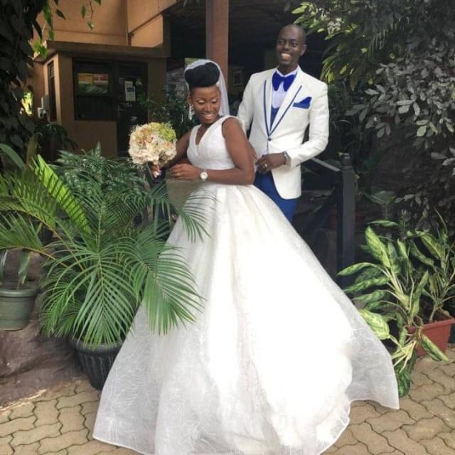 Ugandan woman shares