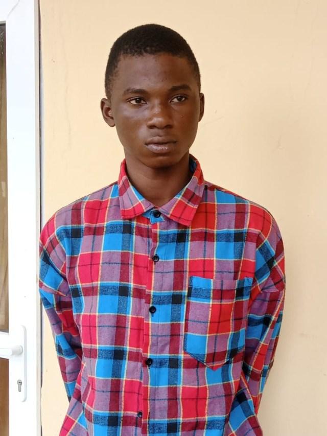 18-year-old boy