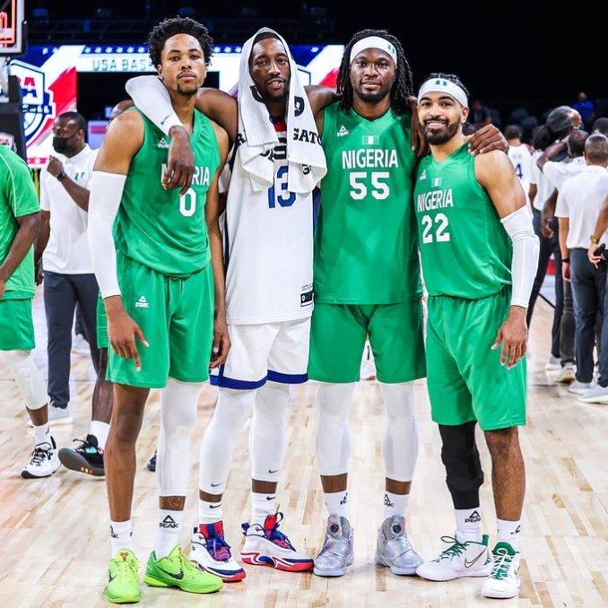 Nigeria Basketball Federation dedicates