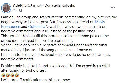 Adetutu OJ reveals