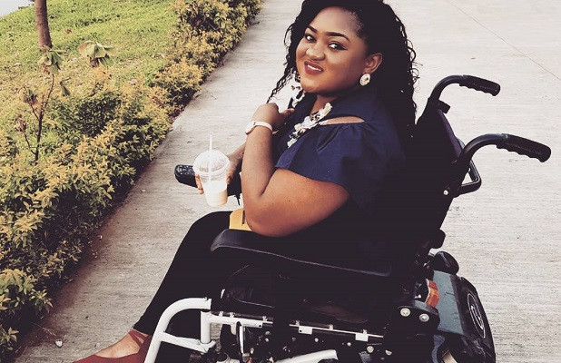 Physically challenged Nigerian pharmacist narrates