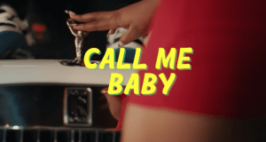 Cheque Call Me Baby Video