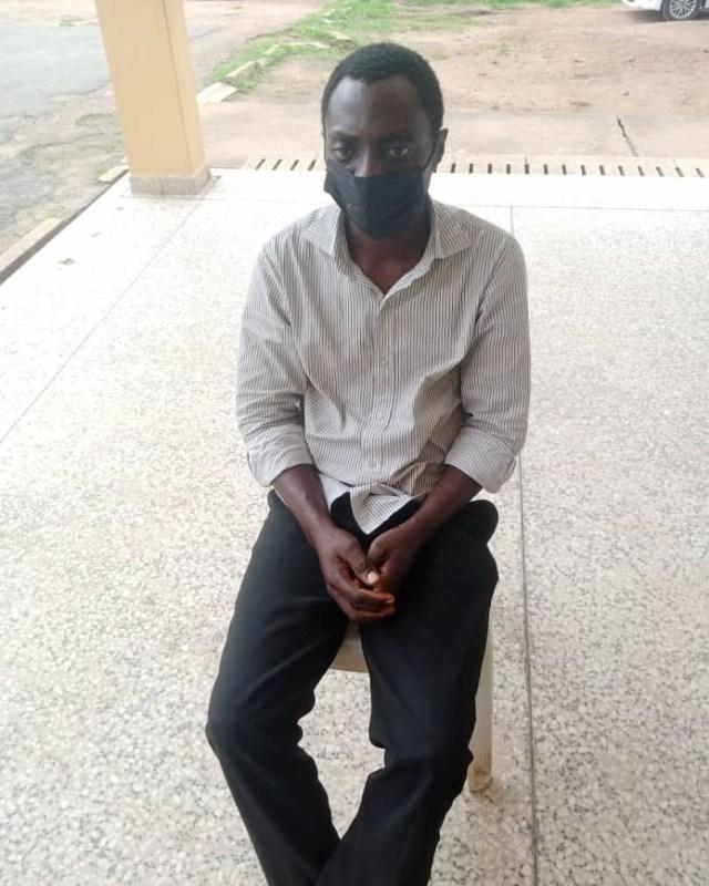 Banker arrested