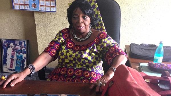 Victoria Aguiyi-Ironsi dies
