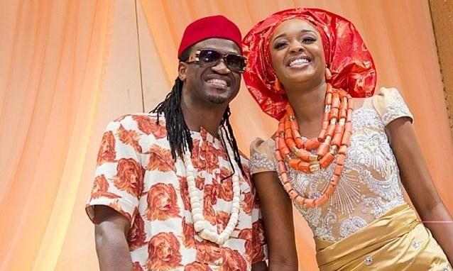 Paul Okoye Marriage Crash