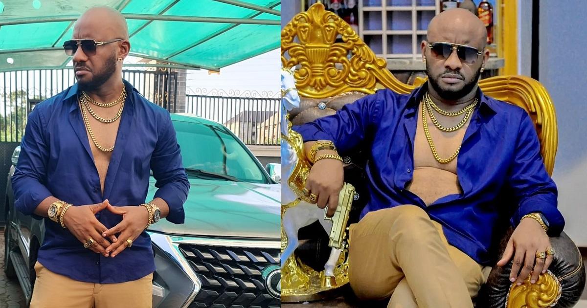 Actor, Yul Edochie declares himself the sexiest man in Nigeria