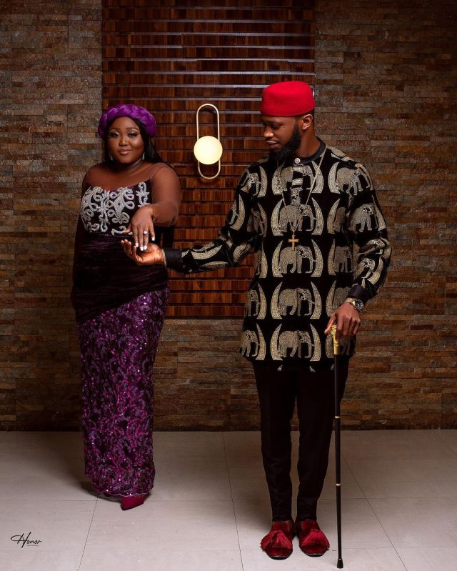 tan Nze and Blessing Obasi set