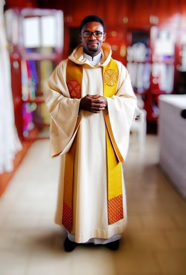 Fr. Kelvin Ugwu advises