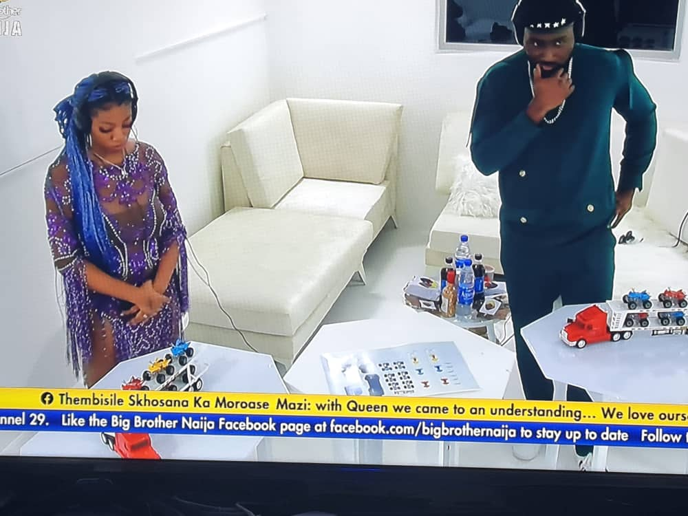 Pere and Angel BBNaija evicted