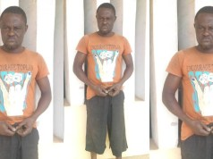 45-year-old man arrested