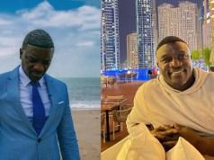Singer, Akon reveals