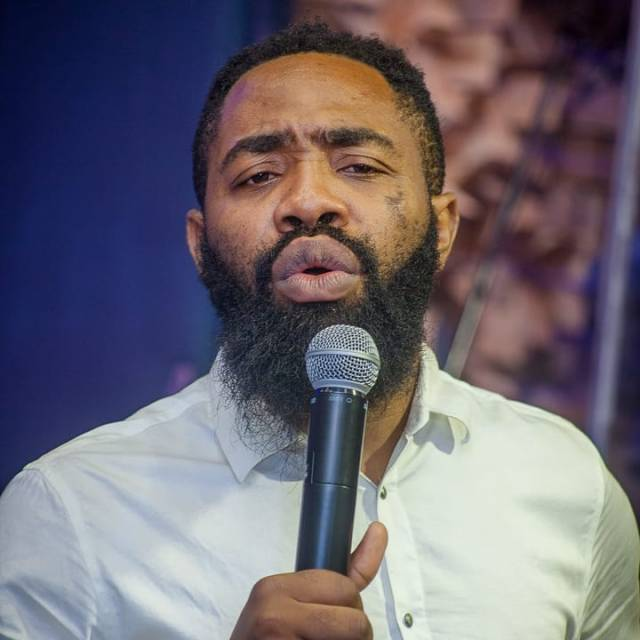"""""""Stop worshipping people because you want them to help you"""" – Comedian Woli Arole"""