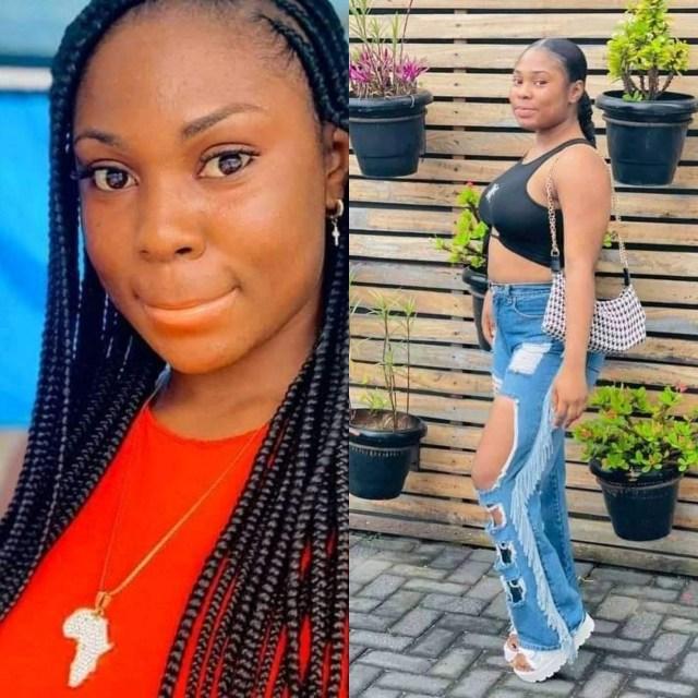 Nigerian lady commits