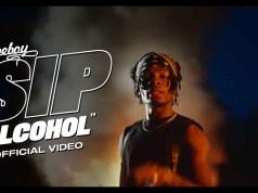 Joeboy Sip Alcohol Video
