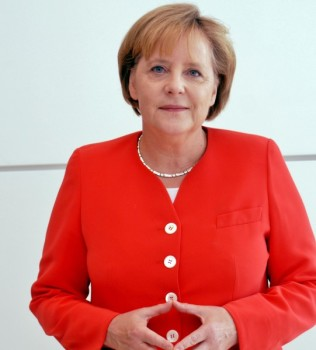 Angela Merkel : chancelière allemande, 5 ème personnalité la plus puissante au monde.