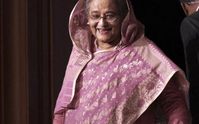 Femmes politiques par-delà le monde