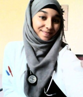 étudiante en médecine